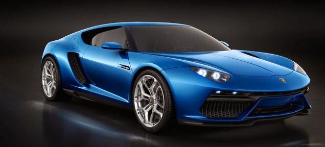 Así es el nuevo Lamborghini Asterion