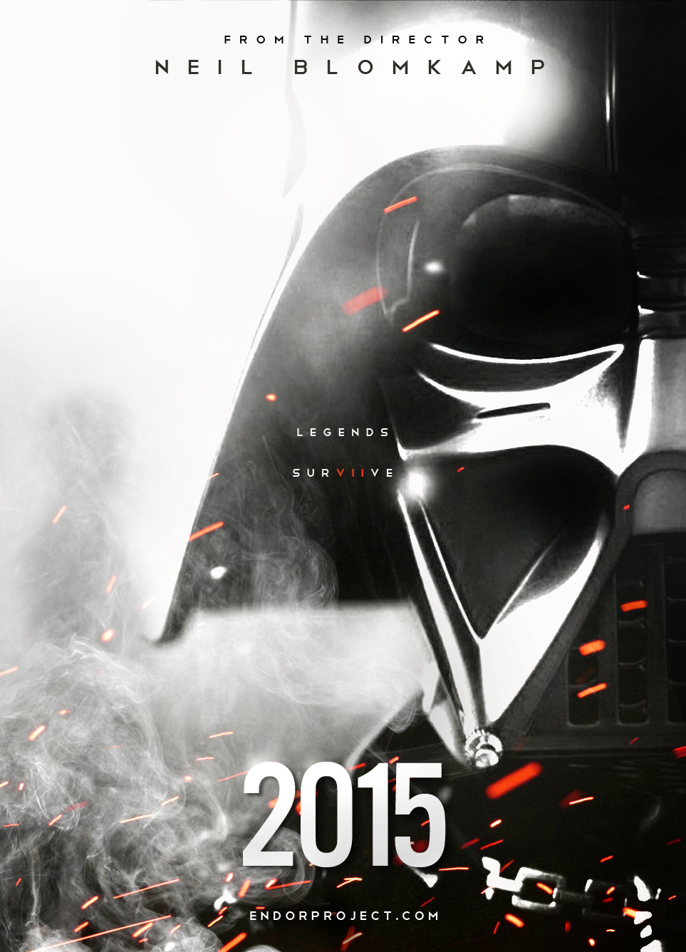 Check out these 50 fan made movie posters for episode vii below