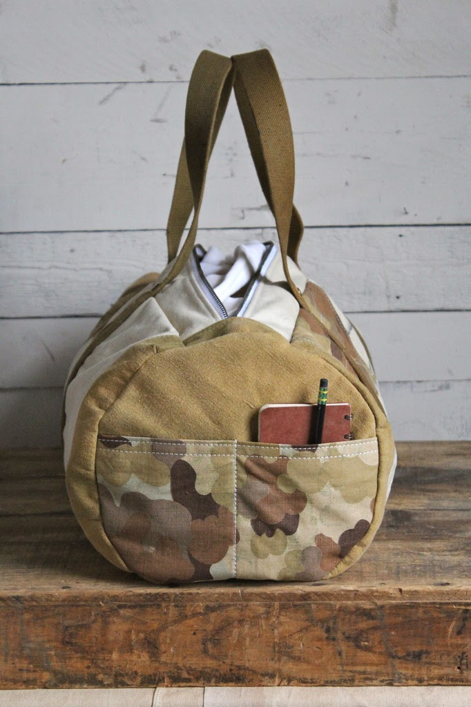http://www.forestbound.com/collections/forestbound-originals/products/1940s-era-canvas-camo-duffle-bag
