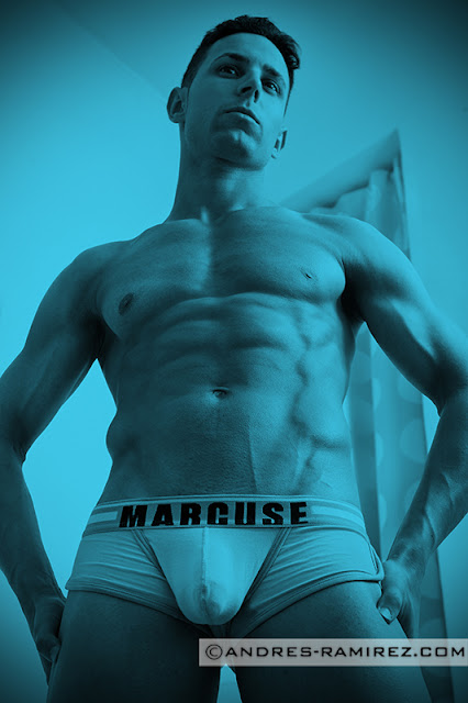Sexy Damian Paris - Marcuse underwear