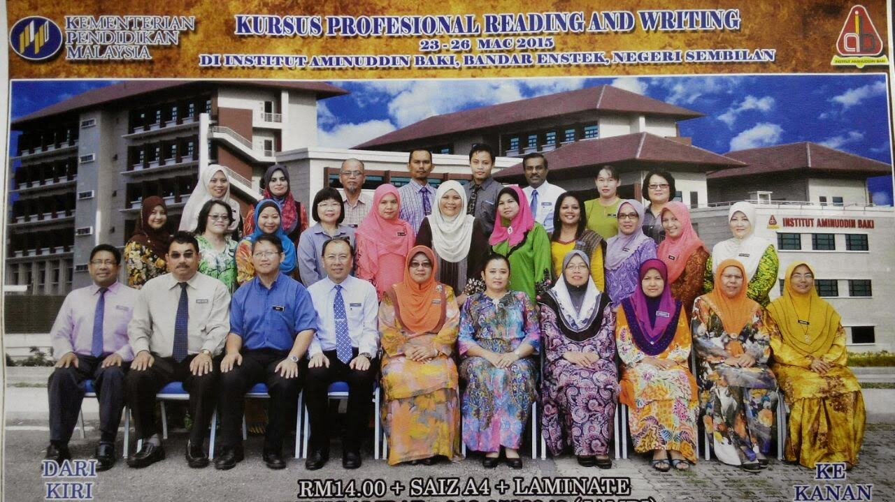 Kursus Professional Reading & Writing