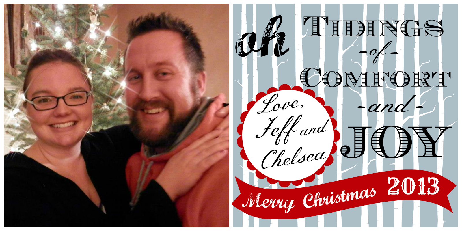 Homespun Luxe: Making a 4 x 8 Christmas Photo Card With PicMonkey