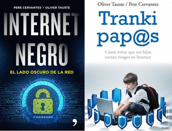 Blog de los libros Internet Negro y Tranki Pap@s