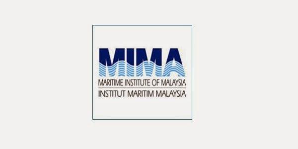 Jawatan Kerja Kosong Institut Maritim Malaysia (MIMA) logo www.ohjob.info februari 2015