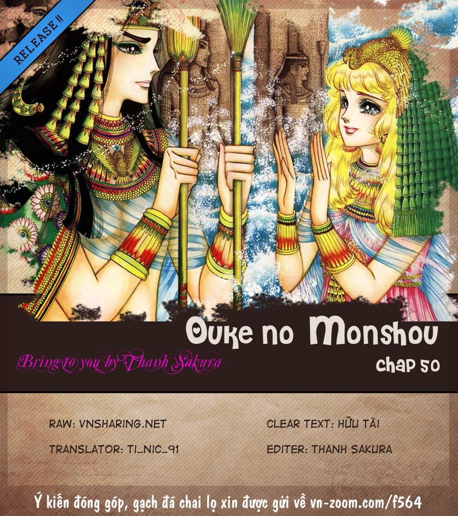 Nữ Hoàng Ai Cập-Ouke no Monshou chap 50 Trang 1 - Mangak.info