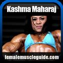 Kashma Maharaj Female Bodybuilder Thumbnail Image 1