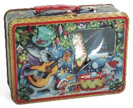 Cajas de Navidad Vintage