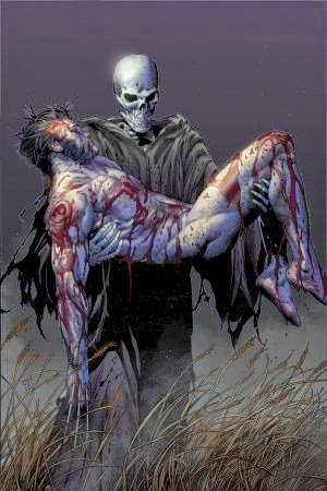 Death of Wolverine cover art