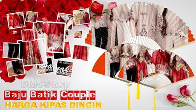 Grosir Batik Couple Murah Terbaru