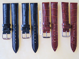 LEATHER STRAP 18mm - 20mm - 22mm and SEIKO STRAP