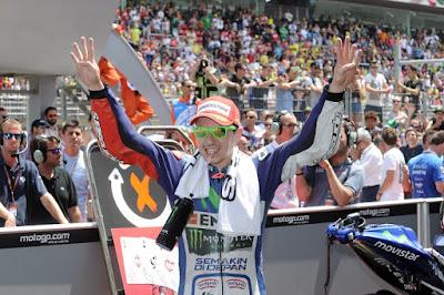 Lorenzo: Saya Ngacir Karena 'Takut' Terkejar Rossi!