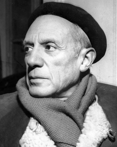 the influences and achievements of artist pablo picasso He received critical acclaim for his portrayal of mexican artist david alfaro siqueiros  [pablo picasso],  it's picasso and people have to accept it.