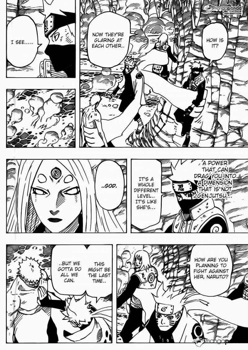 Naruto - Chapter 682 - Pic 4