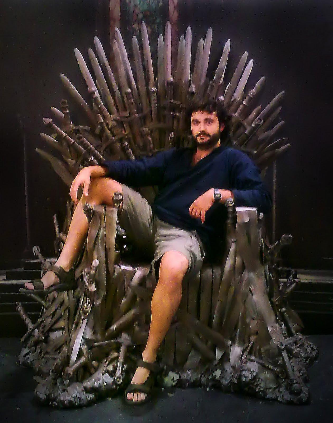 Speaking on silver d a 5 el trono de hierro - Trono de hierro ...