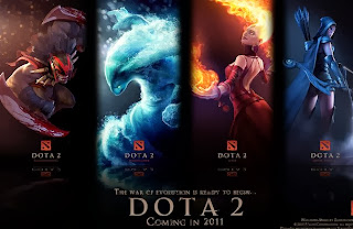 Dota 2 Gameplay Cracked