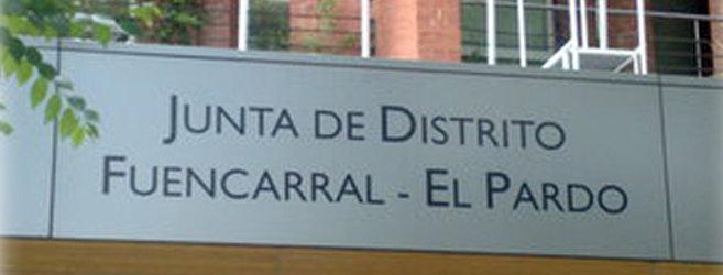 Vocalías vecinales en Fuencarral El Pardo