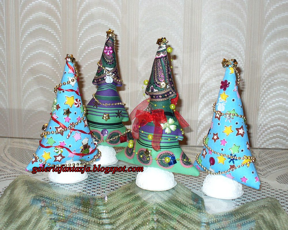 Choinki/ Christmas trees