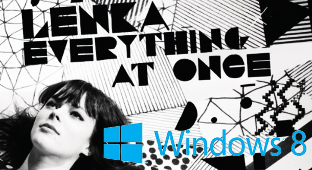 Download Video Lagu Iklan Windows 8 Lenka - Everything At Once