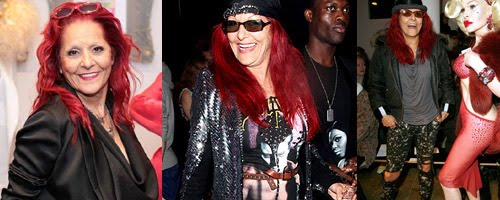 Most Stylish Lesbians, Patricia Field, Style Geek, Lesbian Fashion