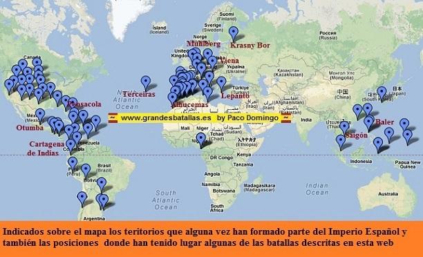 Enlace - Las grandes batallas de la historia de España