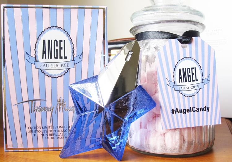 Thierry Mugler Angel Limited Edition Eau Sucrèe review