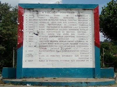 Masuknya Pemerintah Kolonial Belanda di Toraja