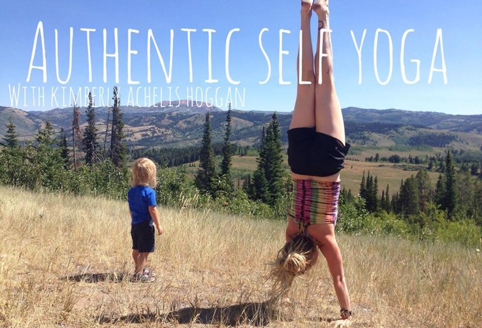 Kimberly Achelis Hoggan *Authentic Self Yoga LLC*