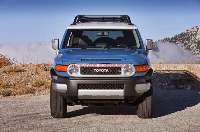 2015 Toyota FJ Specs Uk
