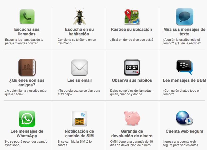 Whatsapp web para espiar