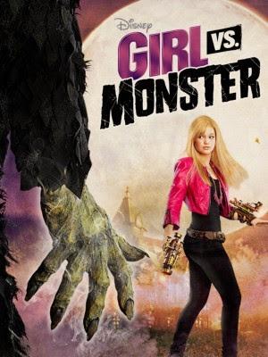 Cô Gái Và Phù Thủy Girl Vs. Monster