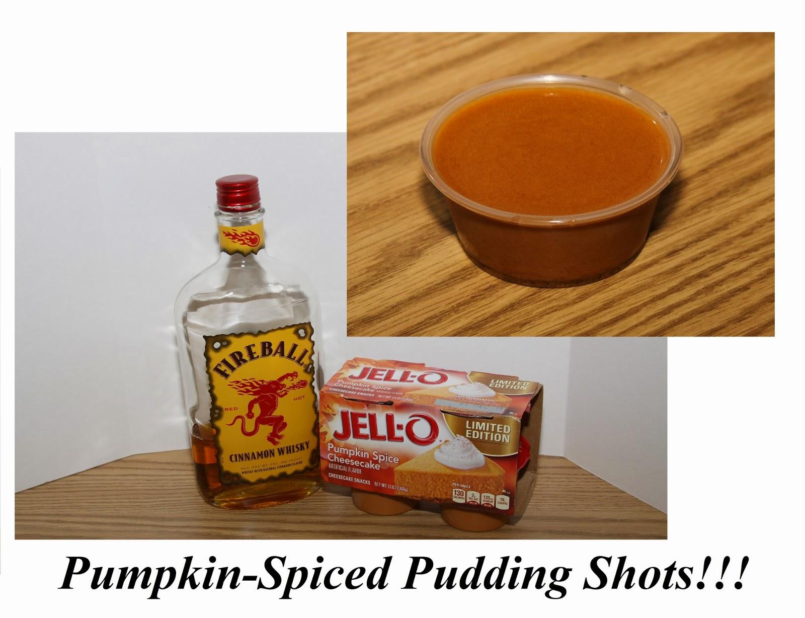 Halloween Drinks Part 1 - Thirsty Thursdays - Famous Ashley Grant