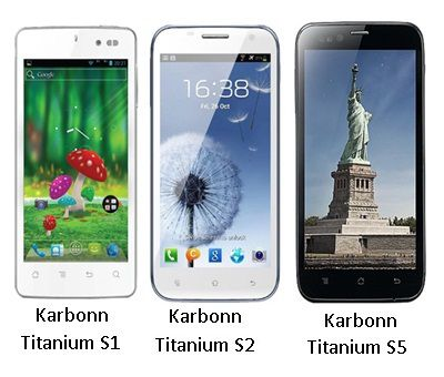 Karbonn Titanium S2 Specification Karbonn Titanium Serie...