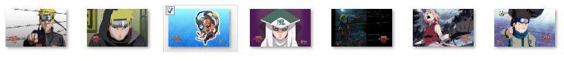 Naruto Shipudden 5 Windows 7 Themes