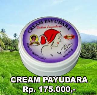 cream payudara