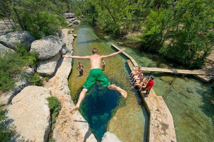 Jacob's Well — Wimberley, Texas