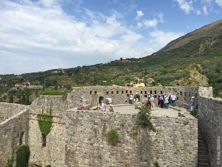 Крепость в Старом Баре, Черногория
