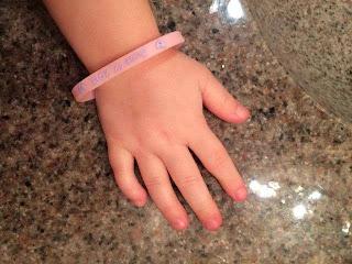 newborn baby wristbands