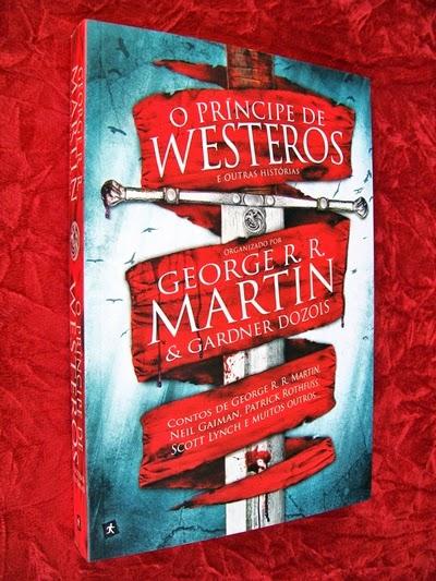 O Príncipe de Westeros e Outras Histórias - vários autores