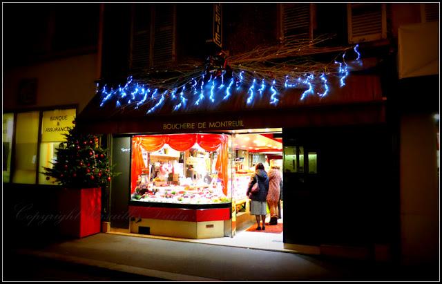 Sapin de Noël Montreuil Versailles