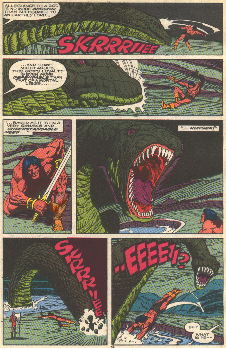 Conan the Barbarian (1970) Issue #229 #241 - English 20