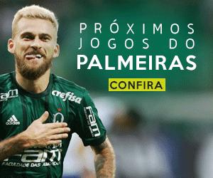 Próximos jogos Palmeiras