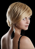 Short Bridesmaid Hairstyles 2012