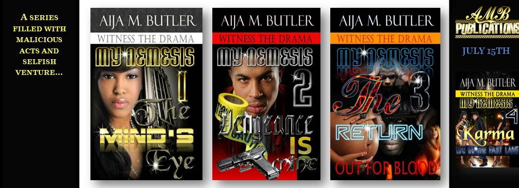 MY NEMESIS BOOK SERIES