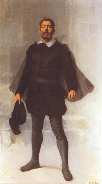 Luiz Vaz de Camões, quadro, pintura, José Malhoa