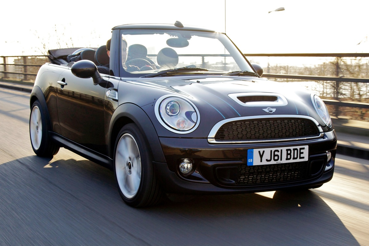 MINI Cooper S Cabrio High Gate
