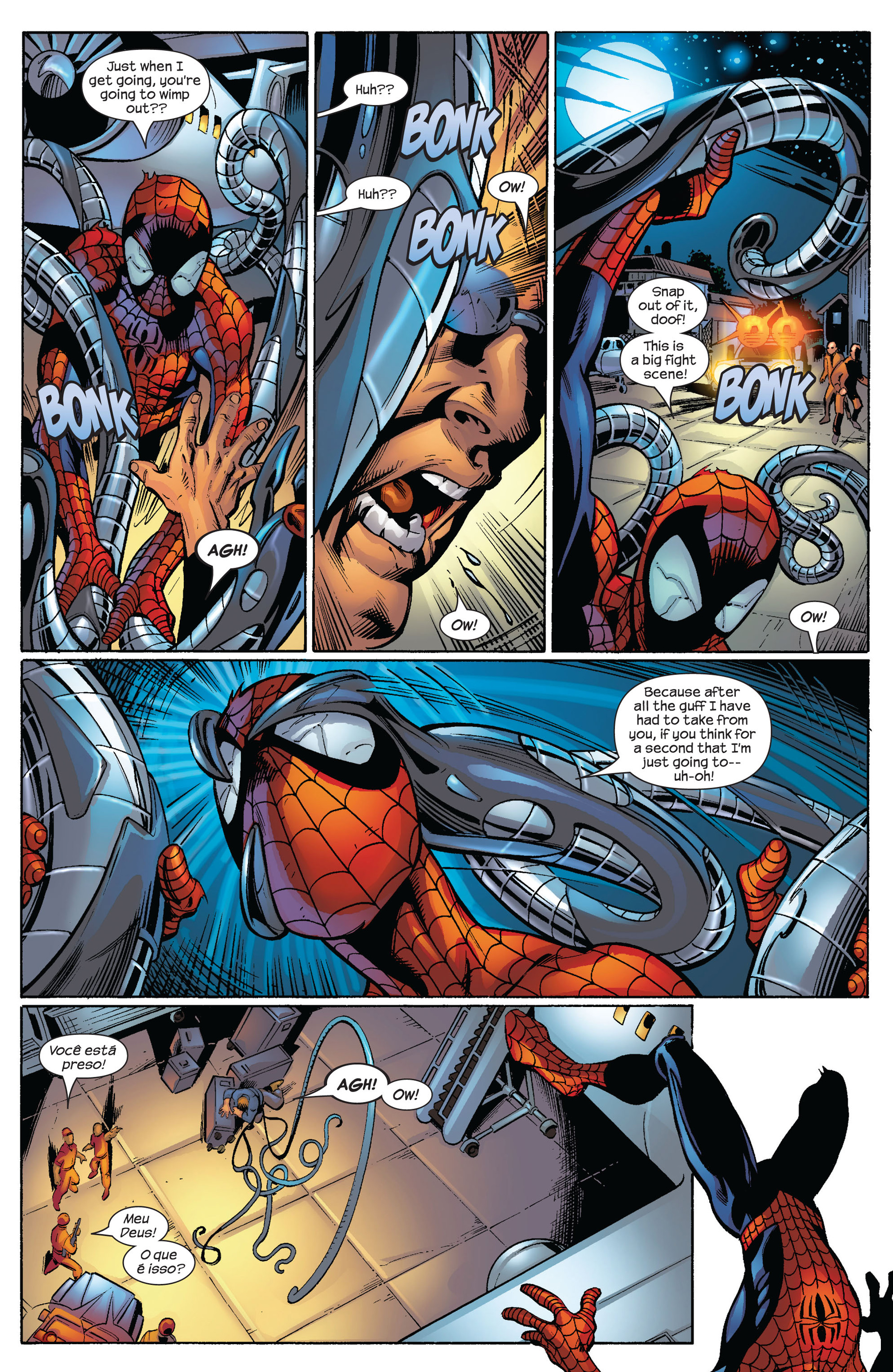 Ultimate Spider-Man (2000) Issue #58 #62 - English 6