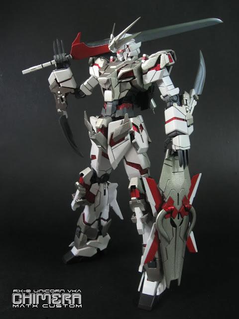 custom gundam build