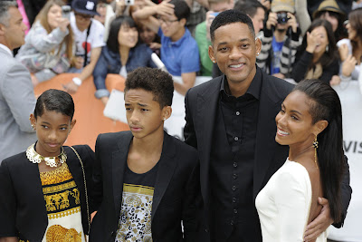 O familie cool: familia Smith