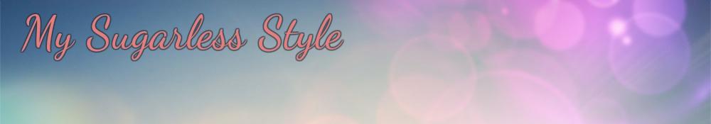 My Sugarless Style - Indian Fashion and Lifestyle blog