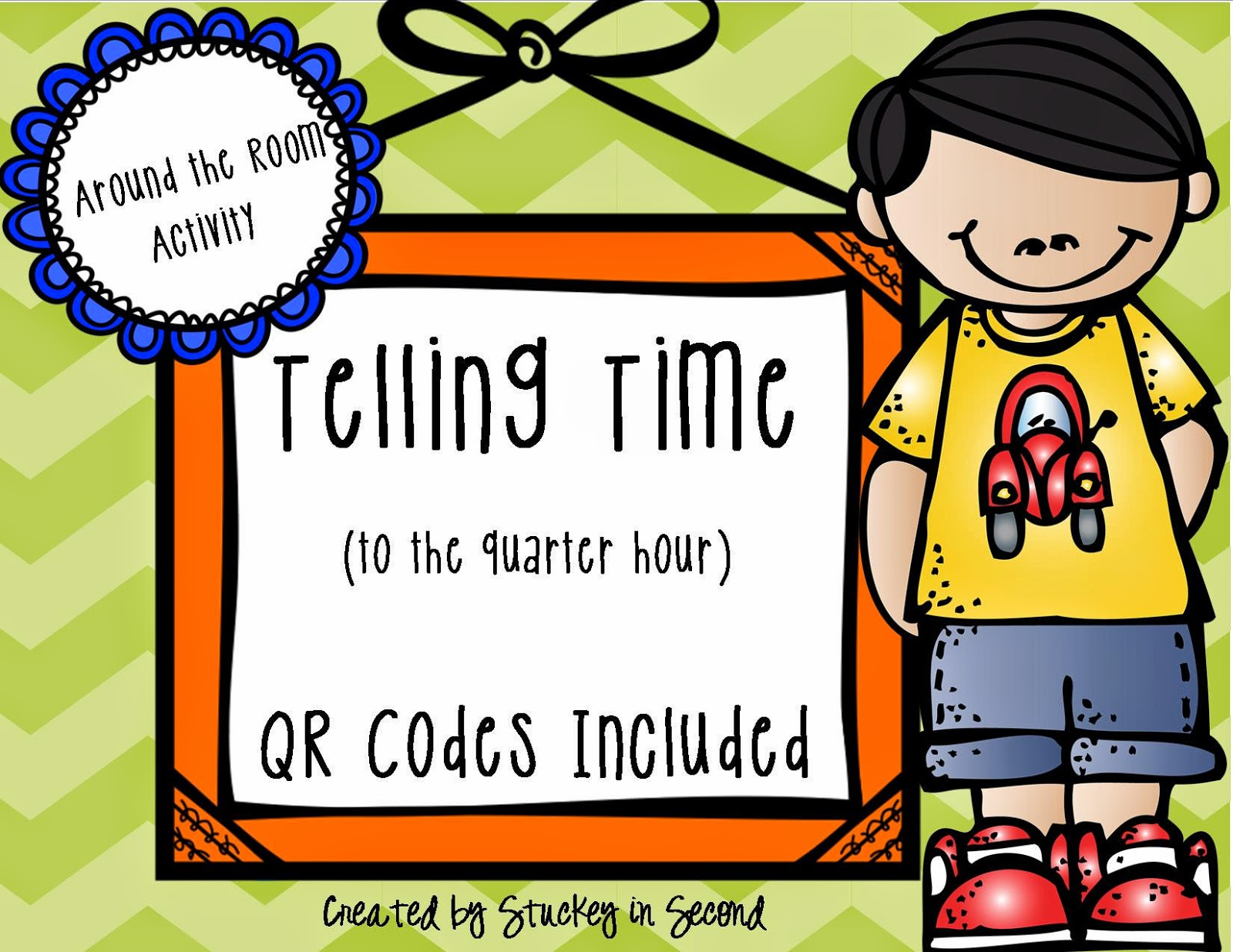 http://www.teacherspayteachers.com/Product/Telling-Time-Around-the-Room-with-QR-Codes-Quarter-Hour-1101019